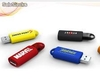 4gb memoria usb kinetic con logotipo