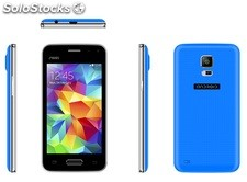 4inch smart phone Mini S5 SC7715 dual-core wcdma gsm 256MB 512MB dual-sim