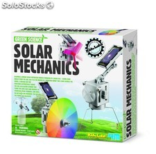 4m Craft - Solar Mechanics