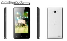4pul smart phone pda celular c200 Android4.4 mtk6572m gsm wcdma 512mb 4gb