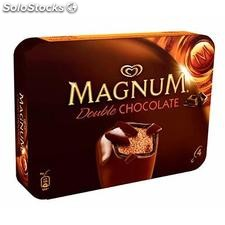 4X110ML magnum double chocolat miko