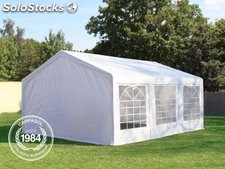 4x6m PE Marquee / Party Tent, white