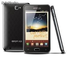 """5.03"""" smart tablet phone android4.0 samsung i9220 wcdma n8000 mtk6575 512mb 4gb"""
