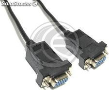 5.0m vga Cable (HD15-h/h) (VS66)