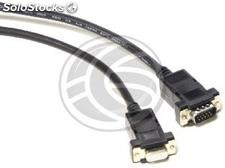 5.0m vga Cable (HD15-m/h) (VS46-0002)