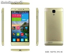 5.5 inch pda phone M7 Android4.4 MTK6582 wcmda gsm dual-sim 1GB 8GB cameras