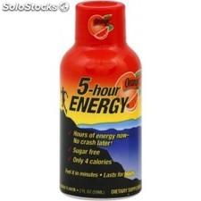 5 hour Energy 1 shot x 58 ml