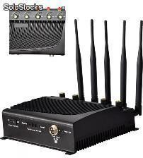 5 Powerful Antennas 4g lte & 4g Wimax Cell Phone Jammer