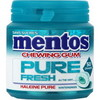 50 dragees wintergreen pure fresh mentos