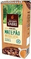 500G cafe grain matepao jacques vabre