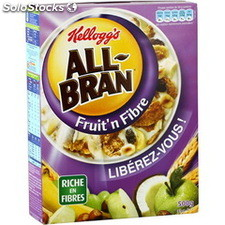 500G fruit'n fibre optima kellogg's