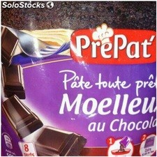 500G moelleux chocolat