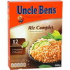 500G riz complet cuisson 12MN uncle ben's