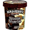 500ML glace blondie brownie ben & jerry's