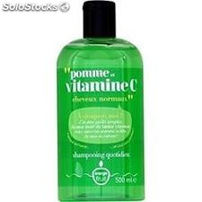 500ML shampong cheveux normaux pomme/vit.energie fr