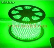 5050 led strips 220v 100m/roll green light