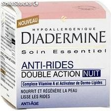 50ML creme anti rides nuit double action diadermine