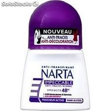 50ML deodorant bille fraicheur impeccable narta