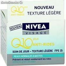 50ML soin jour Q10+light nivea