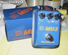 50pcs vintage Guyatone md3 micro Delay pedal----$1498usdfor