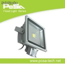 50w epistar led ip44 proyector exterior con sensor (ps-fl-led004s)