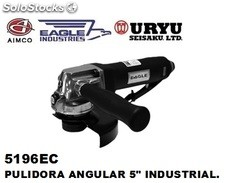 5196EC Pulidora angular 5 Industrial Aimco (Disponible solo para Colombia)
