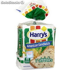 550G american sandwich 7 cereales harry's