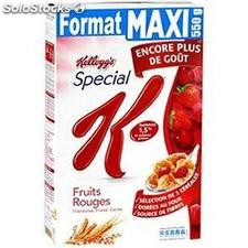 550G fruits rouges special k kellogg's