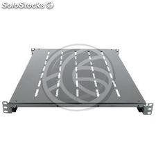 550mm adjustable fixed shelf 1U rack 19 inch (RB02-0002)