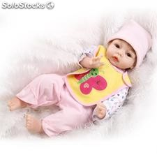 55cm simulation cute baby-doll