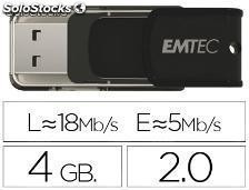 57716 Memoria usb emtec flash 4 gb 2.0 candy