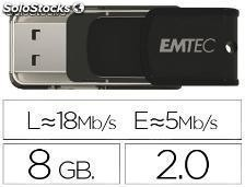 57717 Memoria usb emtec flash 8 gb 2.0 candy