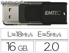 57718 Memoria usb emtec flash 16 gb 2.0 candy