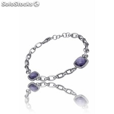 59039 | Pulsera Time Force Tj1179B01X Pulsera Plata 925