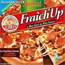 590G pizza fraich'up supreme buitoni