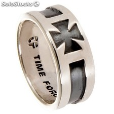 59136 | Anillo Time Force Tj1070S0112 Anillo Plata 925 T12