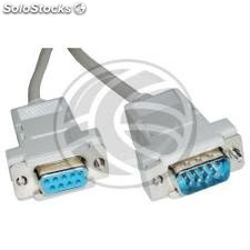 5m Serial Cable (DB9-m/h) (CS68)