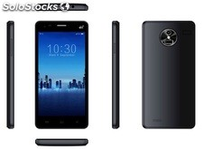 5pul smart phone pda c3000 mtk6582 quad-core 1gb 8gb gsm wcdma fdd-lte