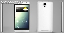 5pul smart phone pda celular m7 android4.4 mtk6582 wcdma 512mb 4gb bt camaras