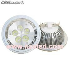 5w led lámpara ar111