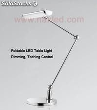 5w led Table light, dimmable & touching control