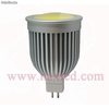 5w mr16 led bulbo, dc 12v, cob led - Foto 1