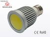5Watt cob led Lámpara, e27, blanco cálido