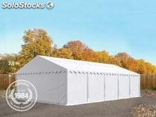 5x10m PVC Storage Tent / Shelter, white