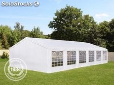 5x12m PE Marquee / Party Tent, white