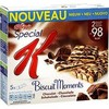 5X25G barre bons moments choco kelloggs
