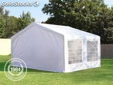 5x5m PE Marquee / Party Tent, white