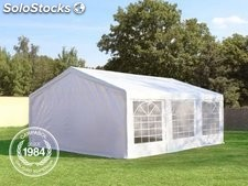 5x6m PE Marquee / Party Tent, white