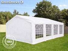 5x8m PE Marquee / Party Tent, white