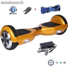 "6.5 ""Auto équilibre gyropode electric auto balance hoverboard Scooter 2 roues"